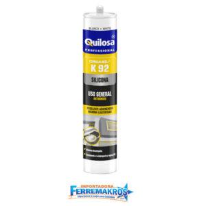 Silicona Quilosa Orbasil K 92 Ferremakros Importaora