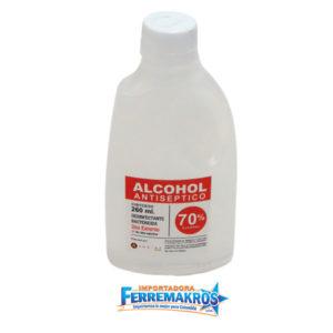 Alcohol-Antiseptico-70-260ML-Ferremakros Importadora